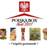 contenu polska box noel