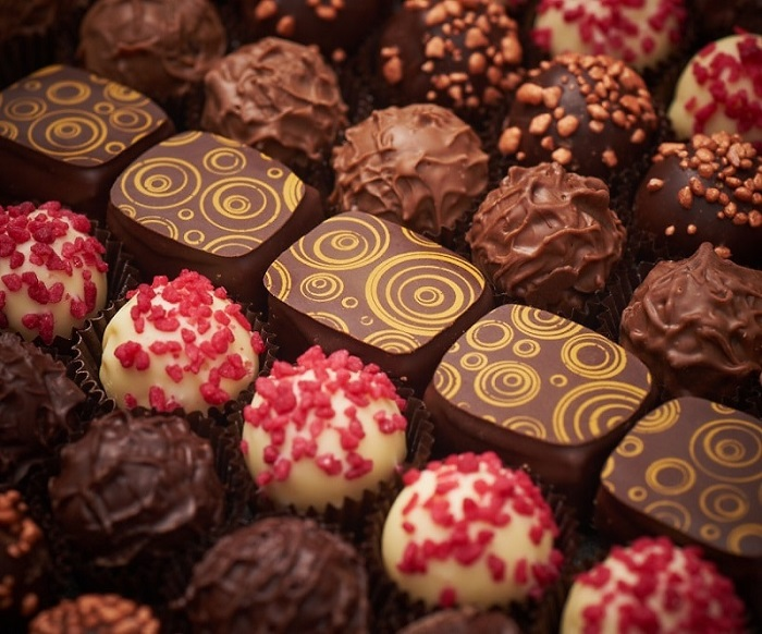 assortiment chocolat pas cher