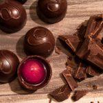 chocolat liqueur de cerise