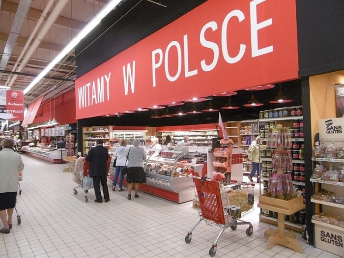 produits polonais france