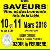 festival saveurs ozoir ferriere 2018