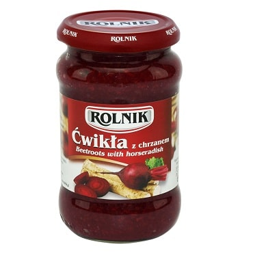 raifort rouge rolnik