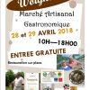 marche artisanal gastronomique woignarue 2018