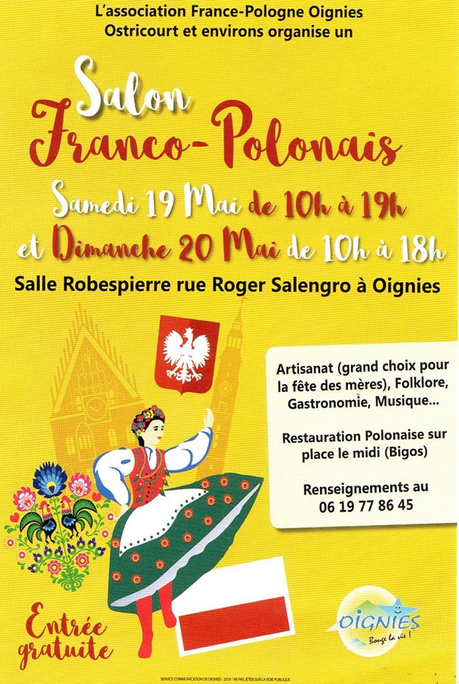 salon franco polonais oignies 2018