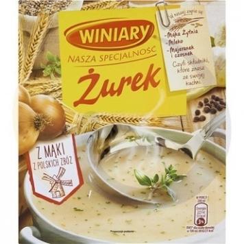 soupe polonaise zurek